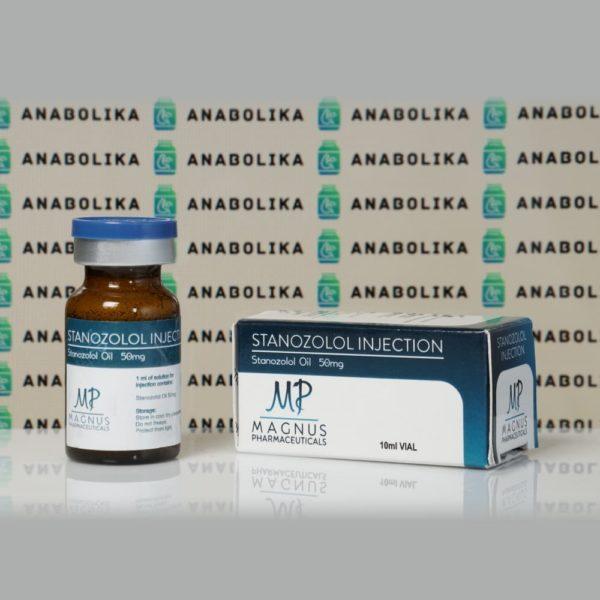 Stanozolol 50 mg Magnus Pharmaceuticals