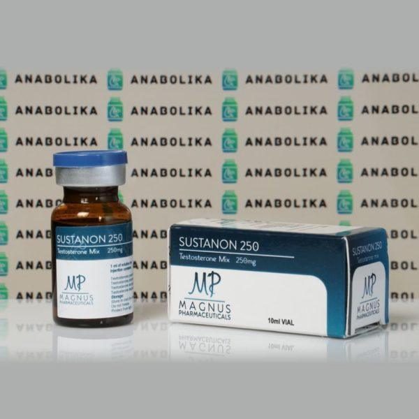 Verpackung Sustanon 250 mg Magnus Pharmaceuticals
