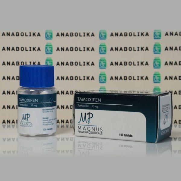 Verpackung Tamoxifen 10 mg Magnus Pharmaceuticals
