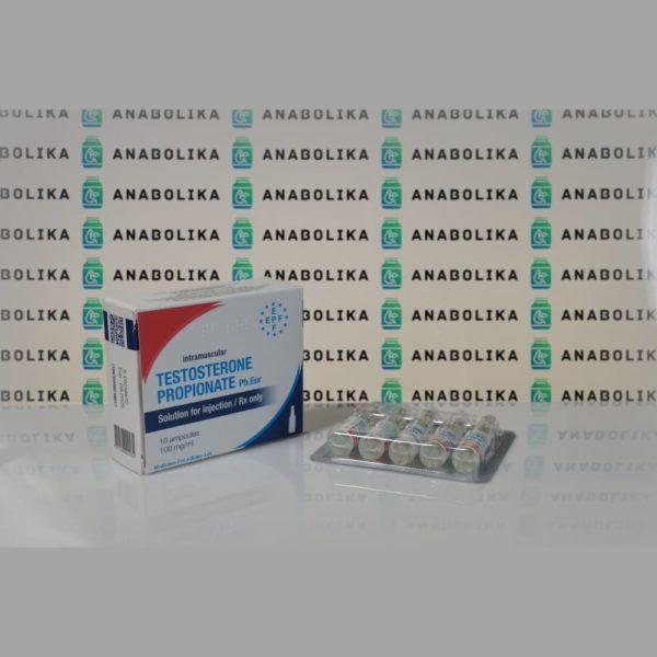 Testosterone Propionate 100 mg Euro Prime Farmaceuticals