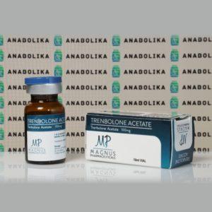 Verpackung Trenbolone Acetate 100 mg Magnus Pharmaceuticals