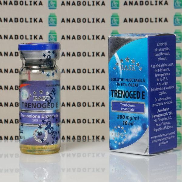 Verpackung Trenoged E 200 mg Euro Prime Farmaceuticals
