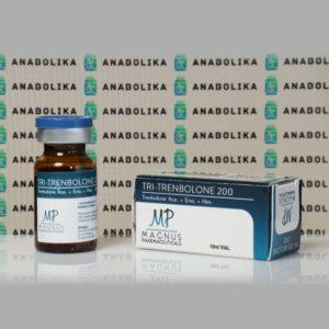 Verpackung Tri-Trenbolone 200 mg Magnus Pharmaceuticals