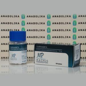 Verpackung Turinabol 10 mg Magnus Pharmaceuticals