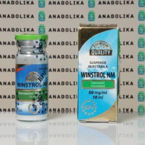 Verpackung Winstrol NM 50 mg Euro Prime Farmaceuticals
