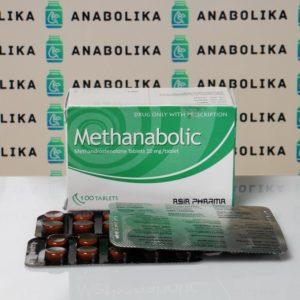 Verpackung Methanobolic 10 mg Asia Pharma