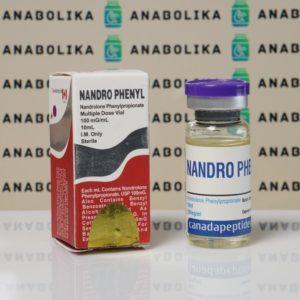 Verpackung Nandro Phenyl 100 mg Canada Peptides