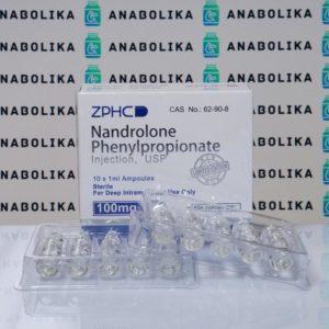Verpackung Nandrolone Phenilpropionate 100 mg Zhengzhou