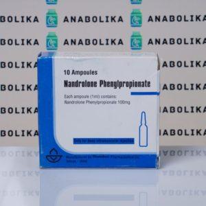 Verpackung Nandrolone Phenylpropionate 100 mg Aburaihan