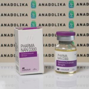 Verpackung Pharma Nan D300 300 mg Pharmacom Labs
