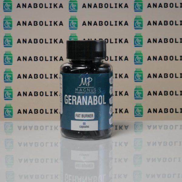 Geranabol (90 Kapseln) Magnus Pharmaceuticals